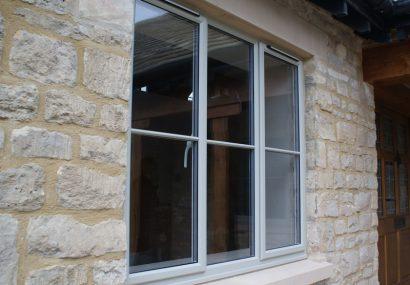 Alitherm 300 Aluminium Windows