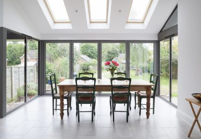 Smart Visofold Aluminium Bifold Doors